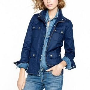 JCREW Downtown field jacket size small